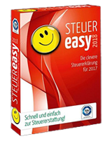 Steuersoftware Steuer easy 2018