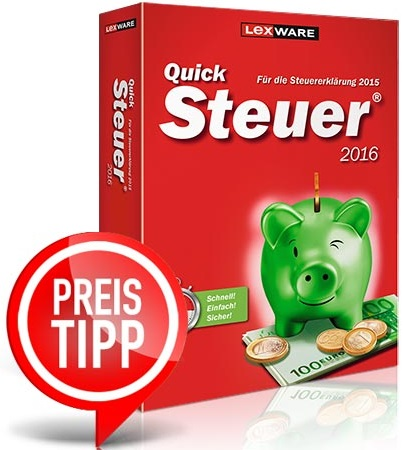 Quicksteuer 2016 download